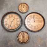 Barrel Clocks