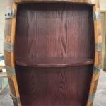 Barrel Shelves